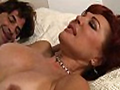 Smoking asia toys sex suck tits legs mouth in action