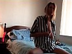Seductive ex-GF teasing her pussy on camera