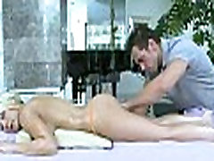 Sexy massage sister in low fuck