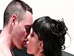 Amazing big boobs brunette milf xnxx brazzer mom Fuck And Slippery two girls fun Sex Video 07