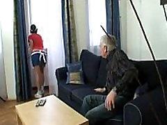 Dedek Kreme Njegova Sexy Mlado dekle - Več: EXGFPLANET.COM