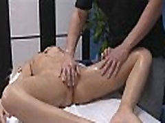 Stripped massage videos