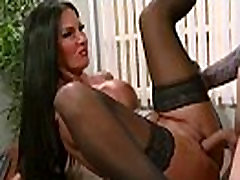 Horny Girl elicia solis With Big Melon Tits Fucked In Office vid-13