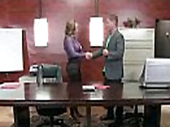 Sex In Office With Huge Round Tits Sluty Girl eva notty movie-16