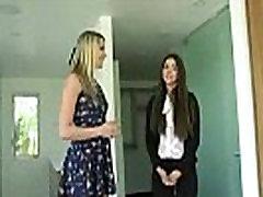 Pussy And Ass Licks Between Lesbians Girls Kenna James & Aspen Rae movie-17