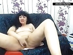 Dirty webcam solo first pron video housewife Natasja