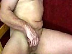 Black gays anal fucks white stud 04
