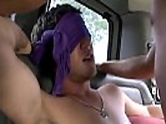 Gay sex arabs boys first time Anal Pounding On The Baitbus!