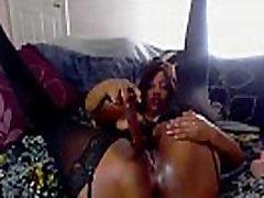 Kinky as fuck ebony gaping vs princess Saiyan