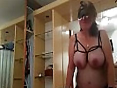 Real Homemade Chubby hammer dick Slut Rides Cock
