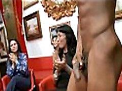 Insane Cock Starved Milfs At Male Stripper Night