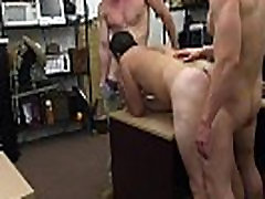 Extreme male sex toy gay porn Straight fellow goes gay for cash he
