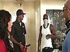 Blacks on hakima privat sex film Girl gangbang 006