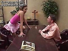 Diezgan 18 Teen boobs ser Fucks Galvenais - www.WetHut.com