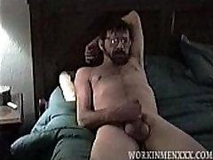 Amateur Mature Man Henry Beats Off