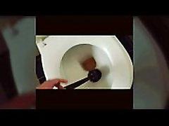How i use my dick - Dick aksi dalam toilet video