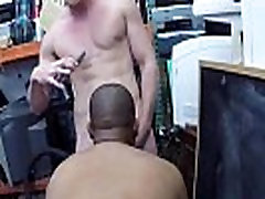 Sexy cook suck party blonde men Desperate boy does anything for money