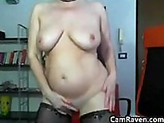 Mature Slut Being Naughty