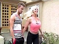 Big Tits Mommy Enjoy Hard Style Sex alura jenson vid-03