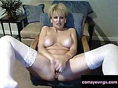 Matura Dildo in Cam: Free Mature Porn Video a5