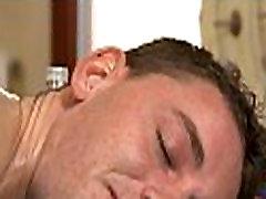 Erotic homosexual massage