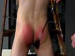 Gay handsome masturbation Dan Spanks And Feeds Reece