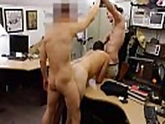Hot gay scene Straight dude goes gay for cash he needs