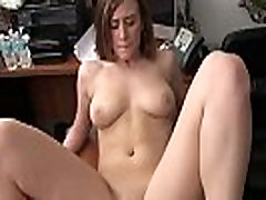 Porno Star Sucking Agent During CouchCasting Audition