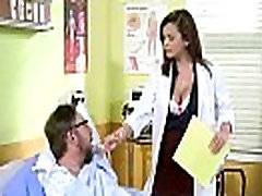 Hot asian get fuck boob In Doctor Cabinet With Slut Patient vid-12