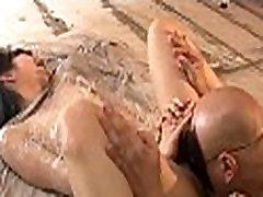 Bushy asian hardcore sex