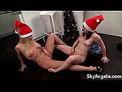 Shy Angela - Lesbian teens sex 18 xxxx mom fun