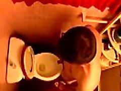 Handsome gay teen pinoy three men torcher masturbate Unloading In The Toilet Bowl