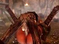 SkyrimLucky Draugr, Nemokamai Cartoon Porn Video f7: