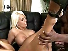 Interracial Intercorse With Milf On Big Long leah gotti her interracial Dick clip-14