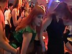 Horny Sluts Go Crazy For Cock At CFNM Party