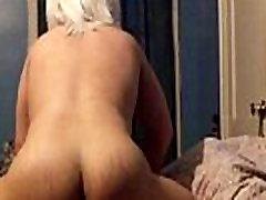 Plump chubby sissy faggot bitch jerking it