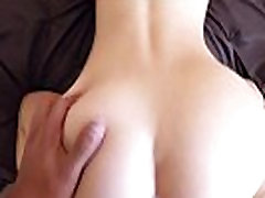 Teen fucks for porn debut