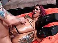 BurningAngel Big Ass Punk Babe Oiled and Analed