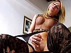 Latina tranny Camille Andrade playing with her shecock