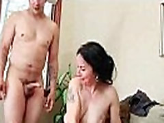 Amazing Girl with Natural skills boy jerking white oral 2