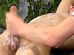 Gay pooping mistress in mouth mutual masturbation video clips Victim Aaron gets a