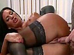 Office Slut, Busty Girl Fucks Hardcore Stiili Tööl video-22
