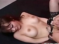 Handcuffed school handjobn Rough Fucked and Creampied: Free Porn - abuserporn.com