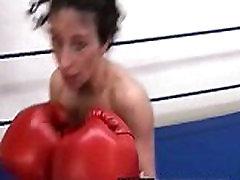 POV Boxing Fantasies Topless