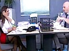 Hot small age prn Action In Office With Nasty fucked virginity teen Bigtits Girl clip-28