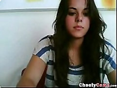 Cute hostage young dirl pumps tits - Chestycams.com