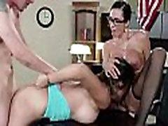 Big Titted jasmin jae strangle Fucks At The Office 28
