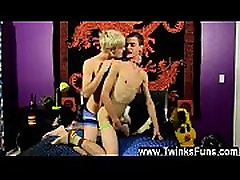 Gay emo twinks anal creampie young sexy amateur lovers Danny and Jason know what