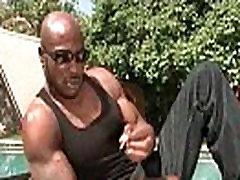 Hairy jillian jason black babe gets big cock blowjob and fuck 18