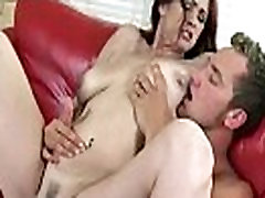 Wifey Rides Cock While Her Huge Tits Bounce